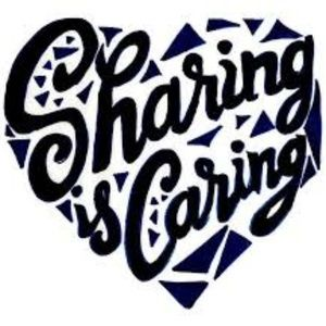 Sharing Is Caring!!!